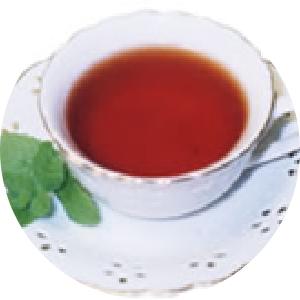 ミント紅茶