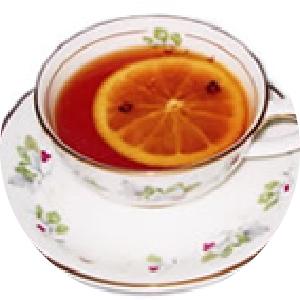オレンジクローブティー